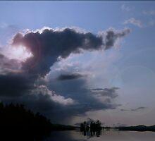 Cloud Flare by Gail Bridger