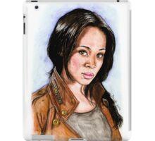Abbie Mills iPad Case/Skin