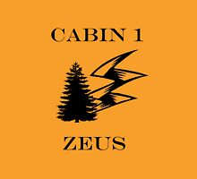 Camp Halfblood - Zeus Cabin Unisex T-Shirt