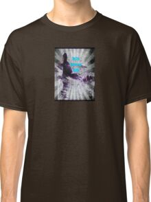 Surfing: The Still Before the Wave Classic T-Shirt