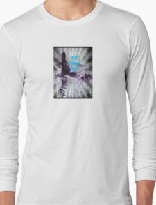 Surfing: The Still Before the Wave T-Shirt