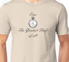 Greatest Thief of All Unisex T-Shirt
