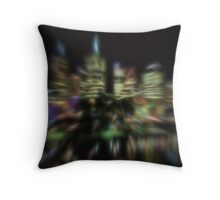 Waterfront II Throw Pillow