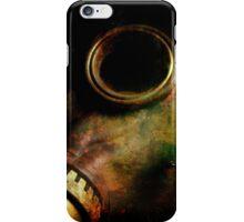 Gasmask iPhone Case/Skin