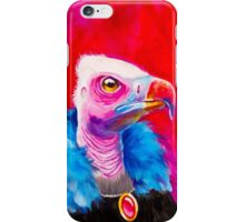 Victorian Vulture iPhone Case/Skin