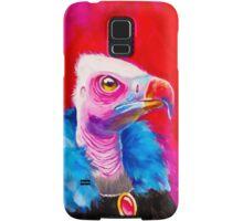 Victorian Vulture Samsung Galaxy Case/Skin