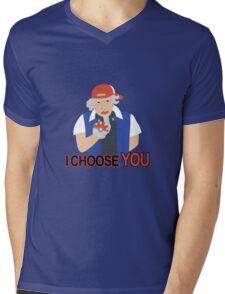 Uncle Ketchum Mens V-Neck T-Shirt