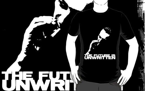 future is unwritten by NostalgiCon