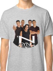 'N SYNC ('90s Edition) Classic T-Shirt