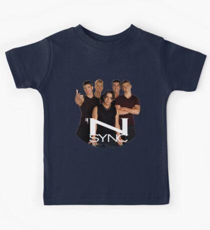 'N SYNC ('90s Edition) Kids Tee