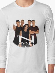 'N SYNC ('90s Edition) Long Sleeve T-Shirt
