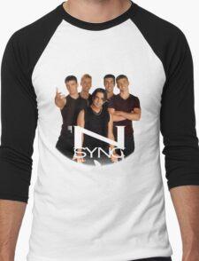 'N SYNC ('90s Edition) Men's Baseball ¾ T-Shirt