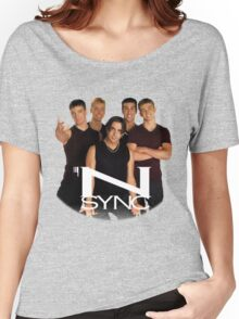 'N SYNC ('90s Edition) Women's Relaxed Fit T-Shirt