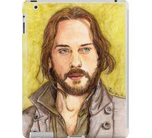 Ichabod Crane iPad Case/Skin
