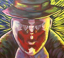 Rorschach by Kieran  Sturgeon