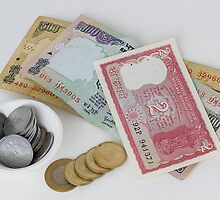 Currency by Mukesh Srivastava