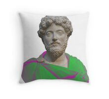 bust Throw Pillow