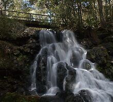 Hidden Falls Tas by Thow's Photography .