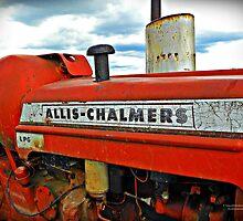 Allis Chalmers by Tisha Clinkenbeard