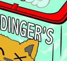 Schrödinger's Cat in the Box Sticker