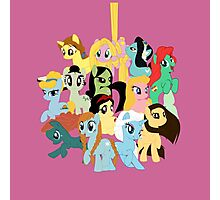 Pony Princess Collection Photographic Print