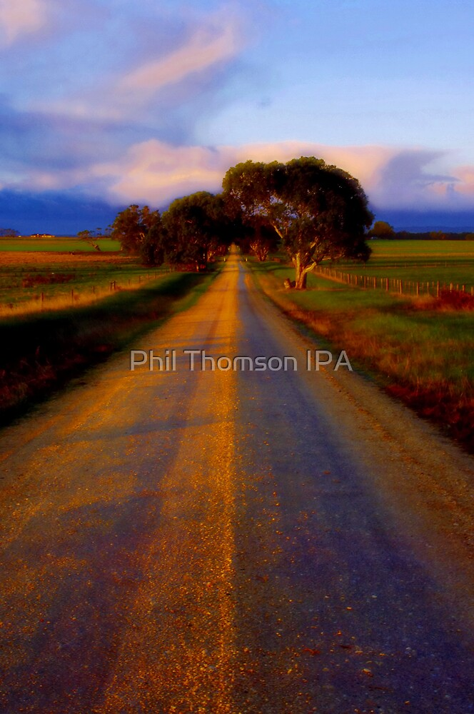 """Road to Buckley"" by Phil Thomson IPA"