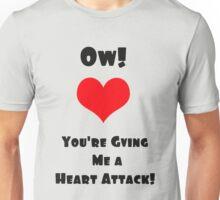 Heart Attack! Unisex T-Shirt