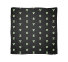Kitten University - Green 2 Scarf