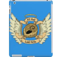 Lord Helix iPad Case/Skin