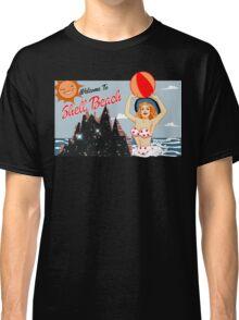 Dark City Shell Beach Classic T-Shirt