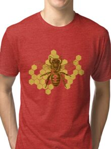 Bumble Hive Tri-blend T-Shirt