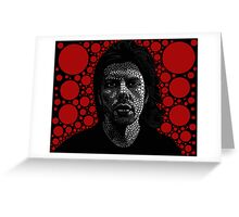 Dax Riggs Greeting Card