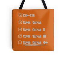 Super Saiyan God Tote Bag
