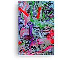Zach Graff Canvas Print