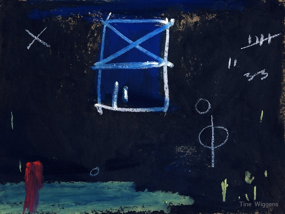 New foundation. by Tine  Wiggens