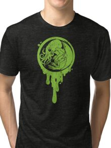 Baby Cthulhu (distressed)  Tri-blend T-Shirt