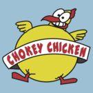 Chokey Chicken Logo by beerhamster