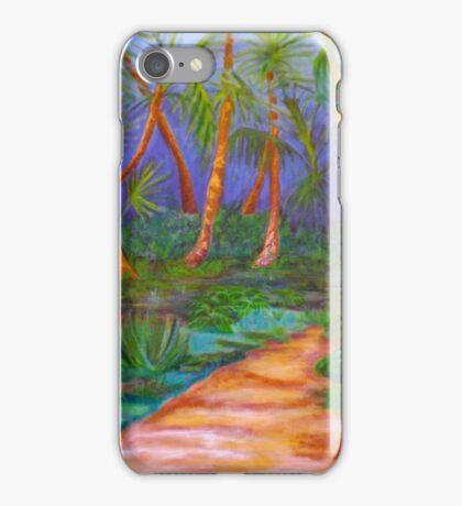 Coconut Grove iPhone Case/Skin