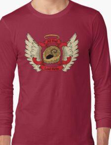 Hail Lord Helix Long Sleeve T-Shirt