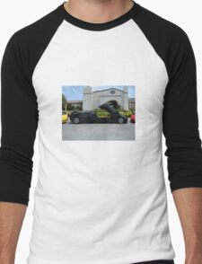 Lambo Limo Men's Baseball ¾ T-Shirt