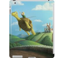 Flight of the Golden Turtle iPad Case/Skin