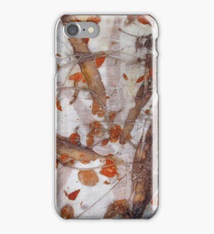 Australian eucalyptus  - Gondwana Colour  iPhone Case/Skin