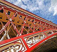 VICTORIAN BRIDGE LEEDS by MIKESCOTT