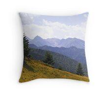 Ariége Pyrenées 3 Throw Pillow