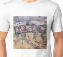 Gondwana encaustic stitched Unisex T-Shirt