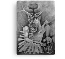 Mozart. Canvas Print
