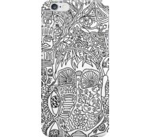 Create For The People logo art iPhone Case/Skin