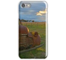 Sunset Chevy iPhone Case/Skin