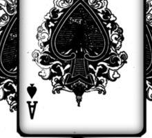 5 ACES Sticker