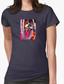 Commercial Diving Kirby Morgan Womens Fitted T-Shirt